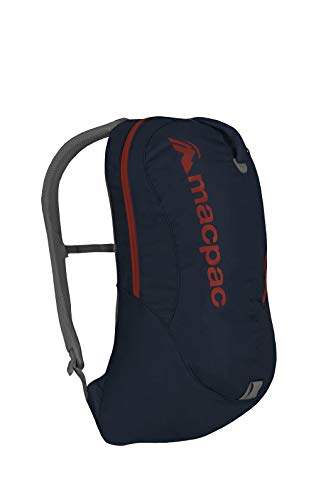 Macpac Kahuna 1.1 18L Backpack (Black Iris/Molten Lava)