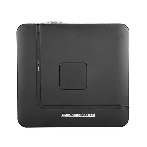 Videoregistratore Digitale di sorveglianza 8CH Full HD CCTV NVR 1080P Telecamera Protocollo ONVIF Rete per Sistema di Sicurezza registratore IP(100-240V EU)