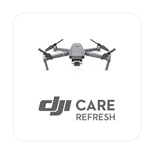 DJI Mavic 2 - Care Refresh, Garantie für Mavic 2 Pro, Mavic 2 Zoom, bis zu zwei Ersatzgeräte innerhalb von 12 Monaten, schneller Support, Abdeckung von Sturz- und Wasserschäden, Zubehör für Mavic 2
