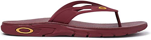 Oakley 15204-4ST-8 Ellipse FLIP Sundried Tomato UK 8 Flip Flop