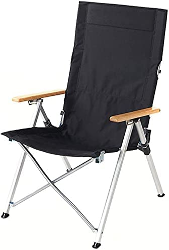 SDKFJ Portable Chairs Outdoor Ca Cash special price Fishing Max 71% OFF Folding