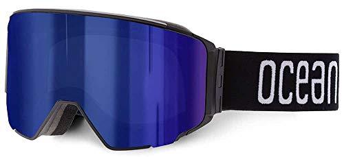 Ocean Denali Black Revo Blue - Negro