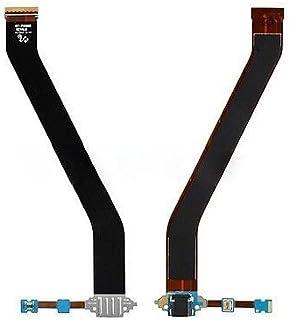 Giffonque Carga USB Conector Flex Cable para Samsung Galaxy Tab 3 10,1 P5200 P5210
