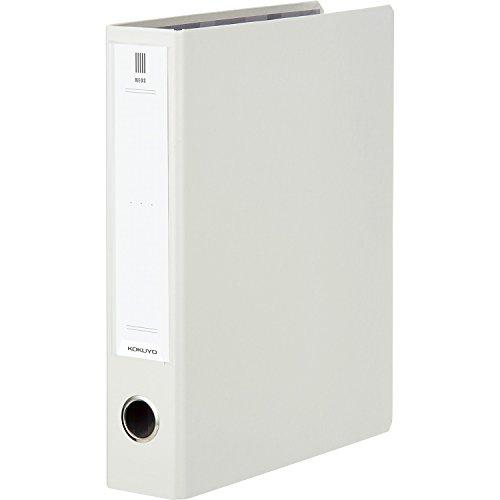 コクヨ ファイル チューブファイル NEOS A4 50mm 2穴 オフホワイト フ-NE650W
