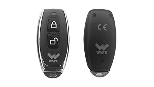 PACK 2 MANDOS A DISTANCIA WAFU WF-010 compatible unicamente cerradura WF-010