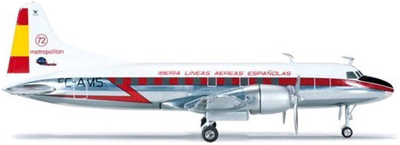 ¡no ser extrañado! 554336 Iberia Convair CV-440 - 1 200 200 200  Con 100% de calidad y servicio de% 100.