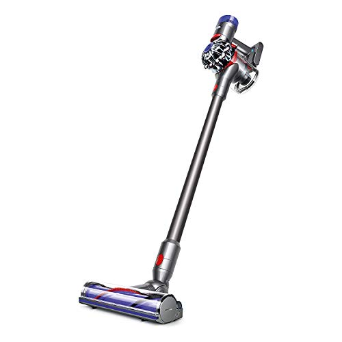 Dyson V7 Animal Cordless HEPA Stick Vacuum Cleaner with Bonus Tools, Iron