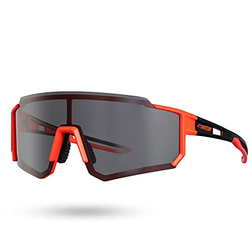 HGJINFANF Gafas de Sol Polarizadas for Hombres y Mujeres Polarizados, Béisbol, Correr, Ciclismo, Pesca, Conducción, Gafas de Sol de Ciclismo de Golf