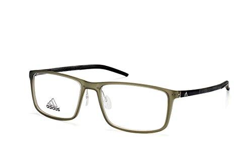 Eyeglasses Adidas Litefit 2 0 Full Rim SPX AF 46 6111 green matte