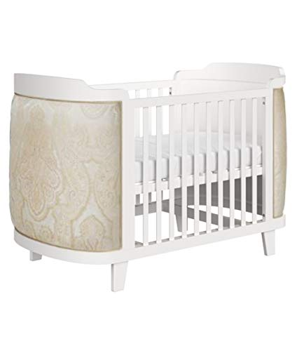 ComfortBaby RoyalDream VI – white edition 3in1 Baby-/Kinderbett