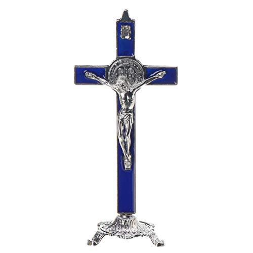 Tuoservo - Crucifijo antiguo de la pared de la cruz de Jesuc