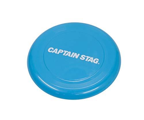 キャプテンスタッグ(CAPTAIN STAG) プレイグッズ フライングディスク ブルー CS 遊 UX-2578