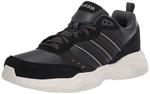 adidas Men's Strutter Cross Trainer, Grey Six/core Black/Cloud White, 10.5
