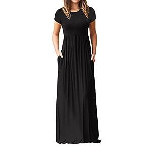 492219d59 LILICAT Vestido Largo Verano Mujer