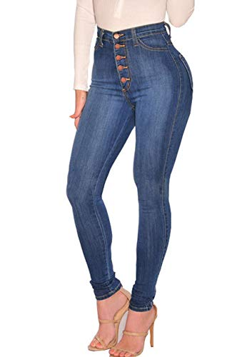 Ecupper Women's Skinny...