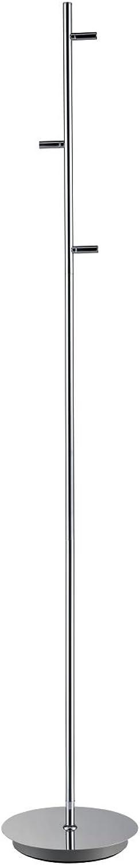 ESTO VARiO Home LED Leuchtenarmatur Stand 3-flg. Metall gebürstet, chrom