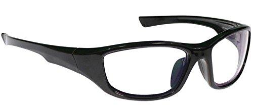 RG-703 Radiation Glasses Black by Phillips Safety