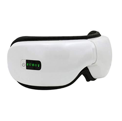 Inteligente gafas de masaje de presión de aire inalámbrica, la máquina eléctrica de ojo de música inalámbrica, con calefacción, aire a presión, vibración, música, ojos secos y aliviar las ojeras, reca