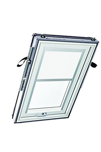 Original Roto Exklusivrollo (ZRE) Innenrollo für Roto Dachfenster R6/R8 und Classic, Größe 09/14