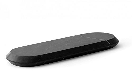 Menu Topfuntersetzer Chamfer Untersetzer Tablett Marmor schwarz 4528539