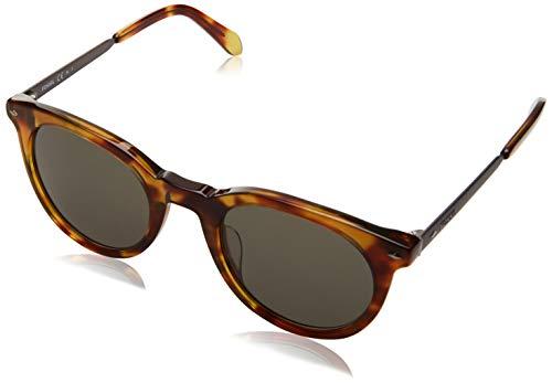 Fossil FOS 2053/S gafas de sol, BEIGEHAVA, 49 para Mujer