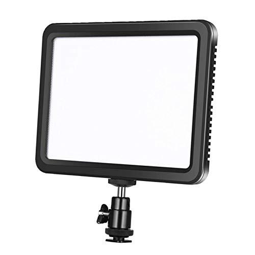 MagiDeal Kit de Iluminación de Fotografía Portátil de 116 LED para Trabajos de Maquillaje de Luces de Estudio