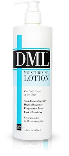 DML Moisturizing Lotion, 16 Fl Oz