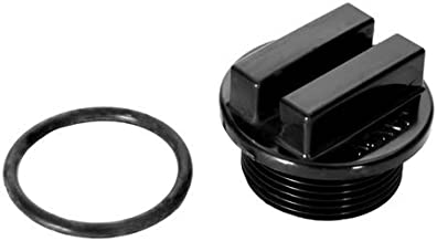 Zodiac R0358800 Drain Plug with O-Ring Replacement for Zodiac Jandy DEL Series D.E. Pool and Spa Filter