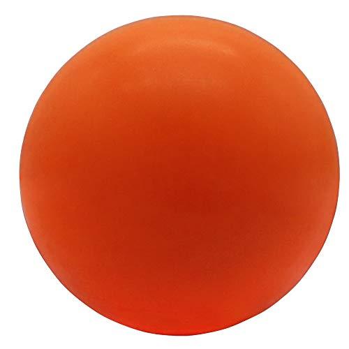 Vivifying Unzerstörbarer Hundeball, Elastisch Ball aus Natürlichem Gummi, zum Fangen, Herbeiholen und Werfen
