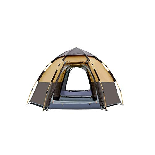 YDHWY Tent - Seconds Easy Set Up Instant Cabin Tent, Camping Tent,Waterproof Tent Advanced Venting Design