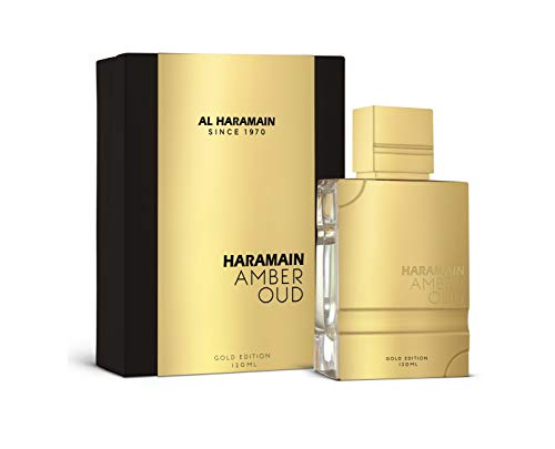 Al Haramain Amber Oud Gold Edition Eau De Parfum Spray (unisex) 120 Ml For Women