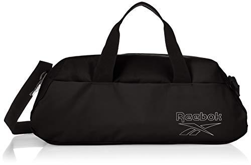 Reebok Damen Sporttasche Womens Essentials Grip, Black/Black, GN9962, Einheitsgröße