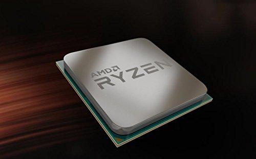 InfCloud Ryzen 5 1600 Desktop Processor from AMD 6 Cores up to 3.6GHz AM4 Socket (Tray OEM)