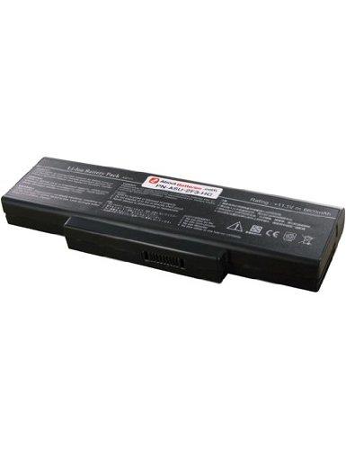 Akku Typ ASUS BTY M66 Hohe Leistung 111V 6600mAh Li Ionen