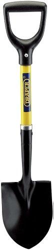 Draper 57569 - Mini pala con punta arrotondata e manico in fibra di vetro