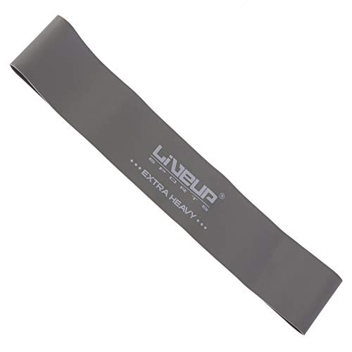 Mini Bands 5, Extra Forte, 25 * 5 * 0,12 Cm, Liveup Sports