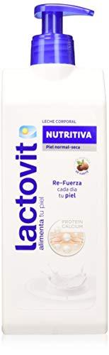 Lactovit Leche Corporal Nutritivo para Piel Normal-Seca - 400 ml [paquete de 5]