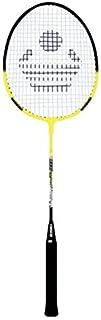 Cosco Cb-89 Badminton Racquet, Standard (Yellow/Black)