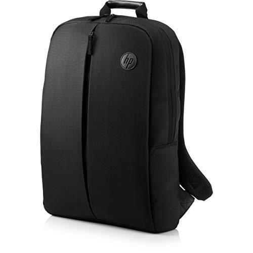 MOCHILA P/NOTEB 15, 6' ATLANTIS PRETA HP, HP, Mochilas, capas e maletas para notebook