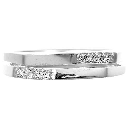 [ココカル]cococaru プラチナ リング ダイヤ ダイヤモンド 指輪 pt900 ギフト 記念日 プレゼント 日本製(17)