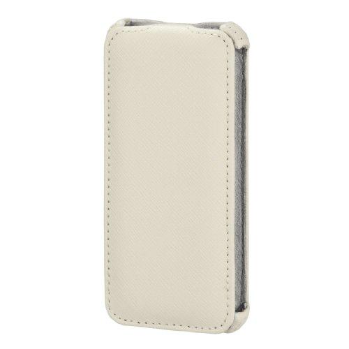 Hama Flap-Tasche Flap Case für Apple iPhone 5/5s weiß