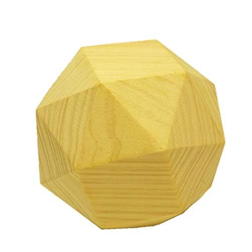 Snub Cube aus Holz