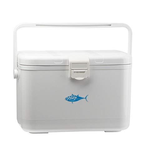 Petite boîte d'extérieur pour la pêche à la mouche, avec petit crochet de montage pour aérateur, trou d'oxygénation à joint élevé, robuste et résistant à l'usure, pour le stockage de pêche en camping
