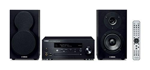 Yamaha MCR-N470D MusicCast Mikro-Komponentensystem, Schwarz