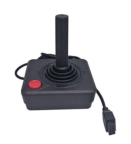 Ruitroliker Controller Gamepad Black Joystick für Atari 2600 System Konsole