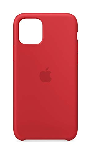 Apple Silicone Case (iPhone 11 Pro)
