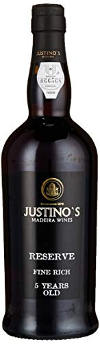 Justino´s Madeira Reserve Fine Rich 5 Years Old Complexa Süß (1 x 0.75 l)