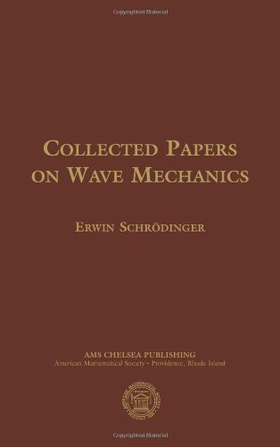 Collected Papers on Wave Mechanics (Ams Chelsea Publishing)