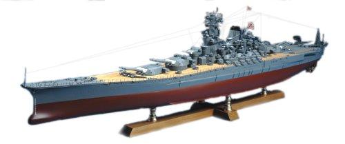 ウッディジョー 1/250 1/250 戦艦 大和
