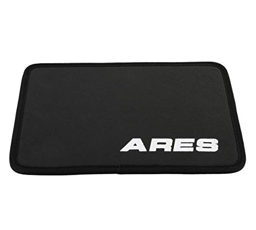 ARES 60033 - Flexible Magnetic Tool and Parts Mat - Thin Profile Perfect for Toolbox Drawers - Tool Holder Conforms to Body Panels - Tools Stay Vertical, Horizontal and Upside Down